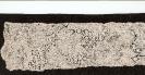 Lappa van Mechelse kloskant ca. 1700